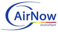 Click to Sign Up for Air Quality Notifications From Enviroflash!