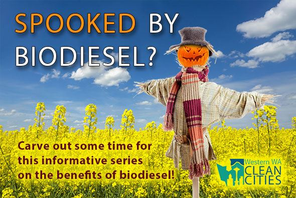 Spooked by Biodiesel